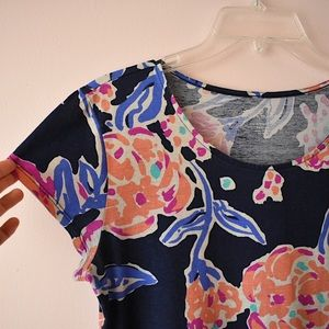 Lilly Pulitzer Tops - (SOLD) Lilly Pulitzer Alene Peplum Top